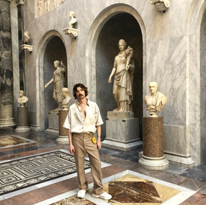 ROME WITH ASHLEY SCOTT