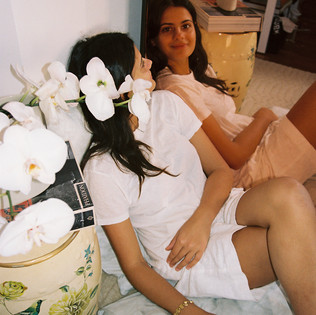 #InBedWith Artist, Chesca Athas