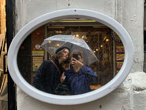 ISTANBUL WITH BELLA BRAY