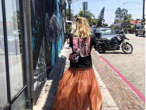 LOS ANGELES WITH EMMA GOTT