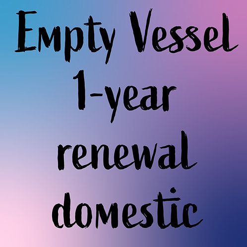 RENEWAL: 1 year (4 issues)