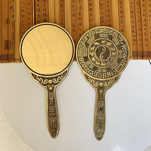 Feng Shui  Mirror Ancient Bagua Mirror