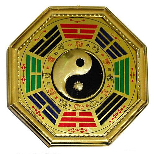 Chinese Traditional Feng Shui Bagua Yin Yang Mirror *****