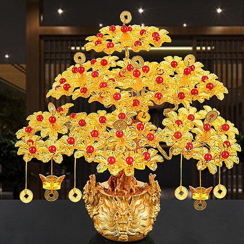 Feng Shui Money Lucky Rich Tree
