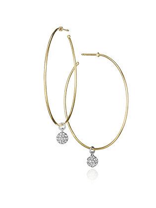Hoop Lovers Dream Earrings