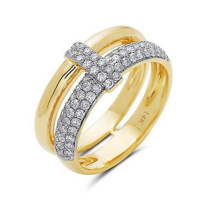 .61ctw Diamond Ring