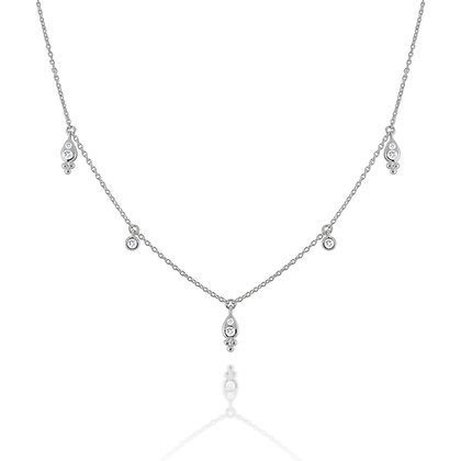 One-and-Done Diamond Necklace