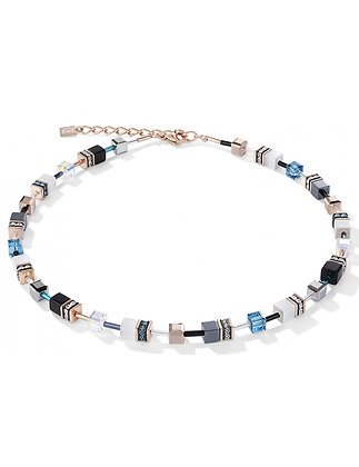 Warm & Cool Tones Combined Necklace