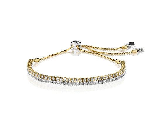 More is More Diamond Bracelet