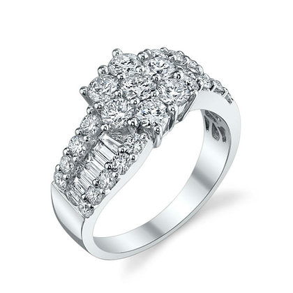 "The ""Favorite"" Diamond Ring"