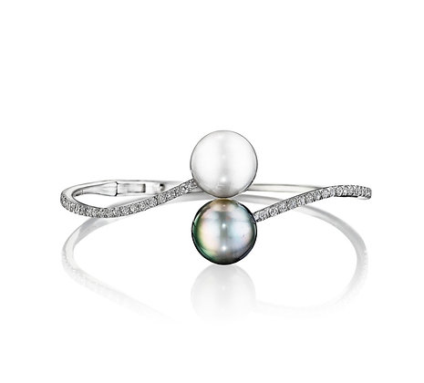 Tahitian & South Sea Pearl Bracelet