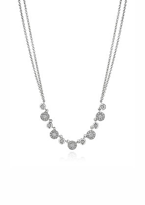 Make Her Smile Diamond Necklace