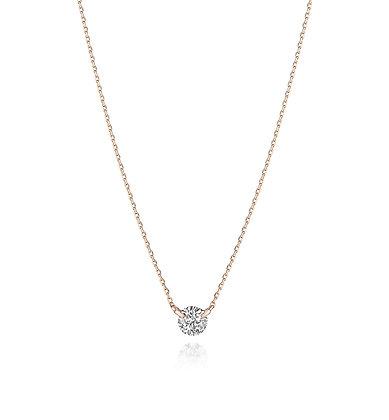 .30ct Diamond Solitaire Necklace