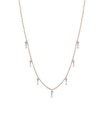 .70ctw Diamond Drizzle Necklace
