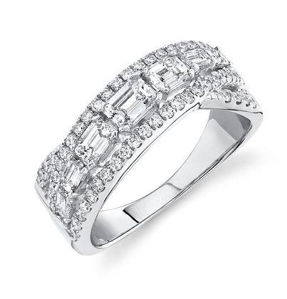 1.40ctw Reflective Diamond Ring