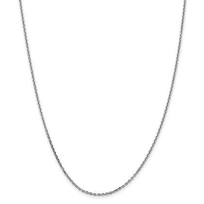 "16"" Diamond Cut Cable Chain"