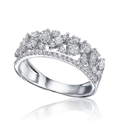 .71ctw Fanciful Diamond Ring