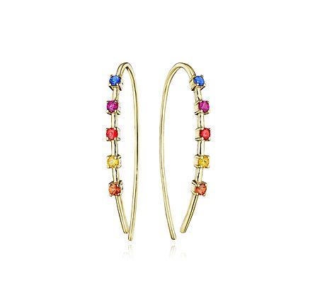 Brighten Your Day Earrings