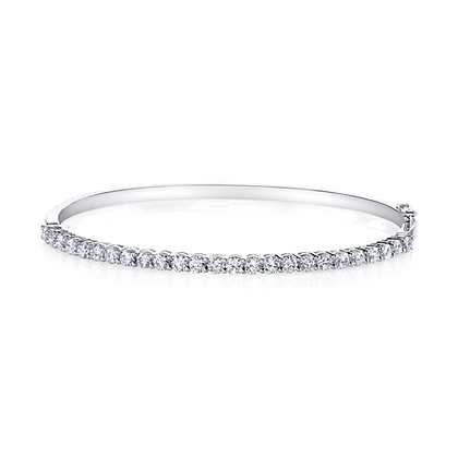 1.95ctw Diamond Bangle