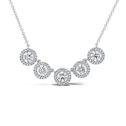2.25ctw Diamond Necklace