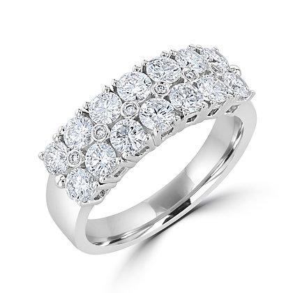 1.55ctw Diamond Band