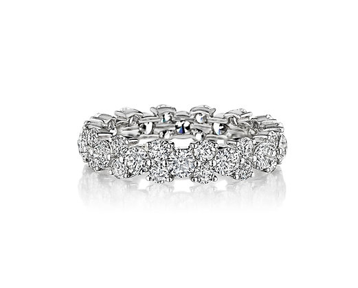 2.44ctw Diamond Eternity Band