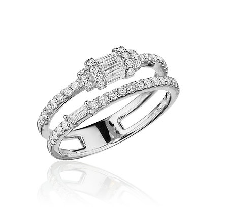 Done to Perfection Diamond Ring