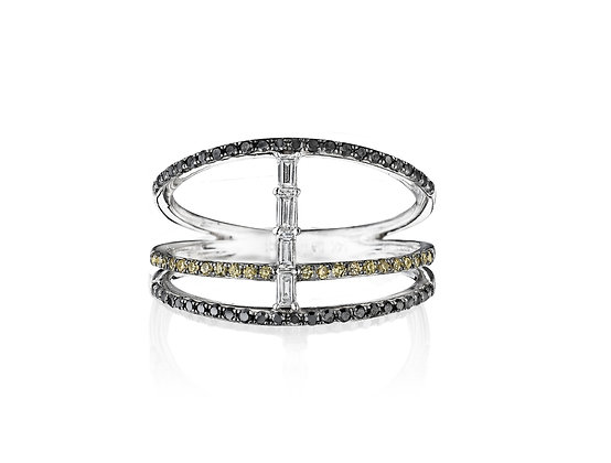 Wear it with Everything Diamond Ring