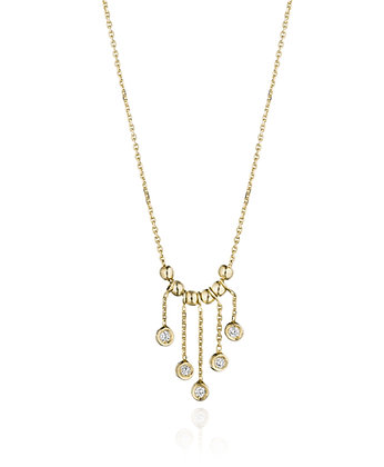 Dainty Dangle Necklace