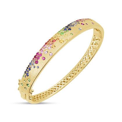 Scattered Sapphire Bracelet