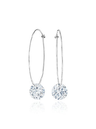 Bling-Bling CZ Earrings