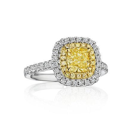 A Dream in Yellow Diamonds
