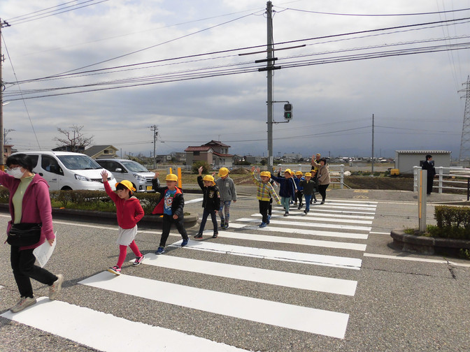 小学校交通安全教室の開催(豊田小学校)