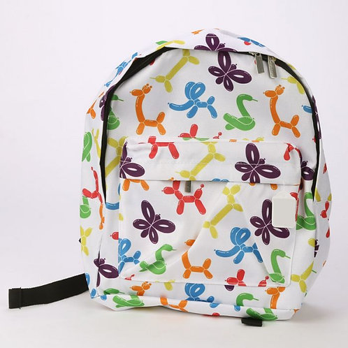 Balloonies Balloon Animals Rucksack Backpack