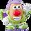 Thumbnail: Mr Potato Head Disney/Pixar Toy Story 4 Buzz's Tater Roundup