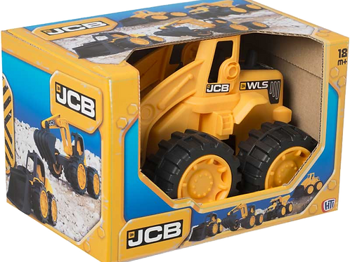JCB 7 INCH WHEELED LOADER
