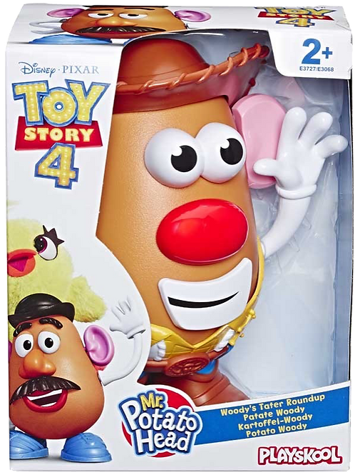 Mr Potato Head Disney/Pixar Toy Story 4 Woody's Tater Roundup