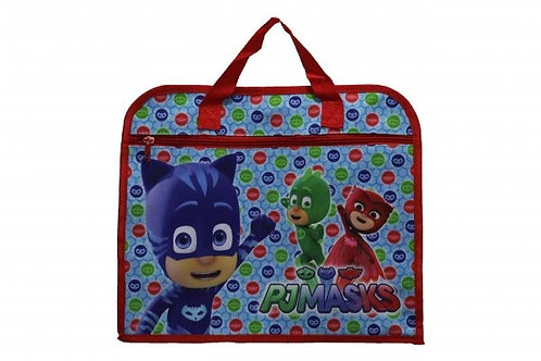 CHILDRENS BOOK BAG PJ MASKS