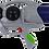 Thumbnail: GOOKHA WATER GUN - 56CM MEGA DRENCHER