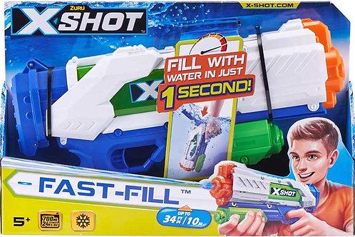 ZURU X-SHOT FAST FILL WATER GUN