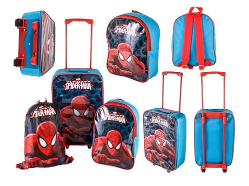 Spiderman 3 piece set