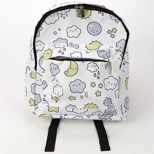 Mi Kawaii Weather Rucksack Backpack