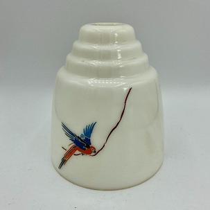 Vintage Art Deco Flying Parrot Glass Shade.jpg