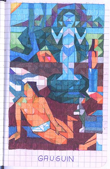 Lectio Magistralis 1 - Gauguin