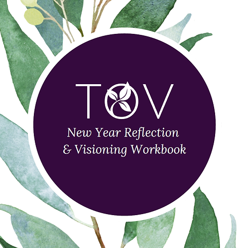 New Year Reflection and Visioning Workbook