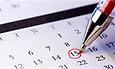 Annual Choral Department Calendar