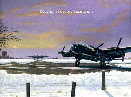 'Snowbound Lancs'