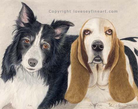 'Nel & Daisy May'