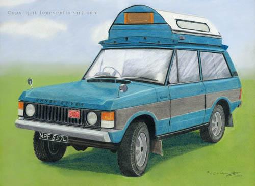 Range Rover Combo