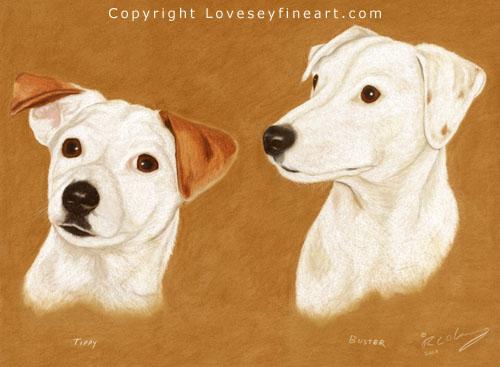 'Tippy & Buster'